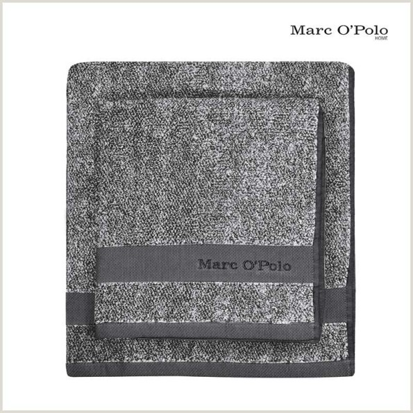Frotteewäsche Marc O'Polo TIMELESS MELANGE anthracite