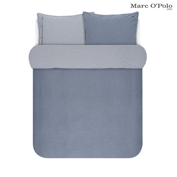 Marc O'Polo washed CHAMBRAY blue