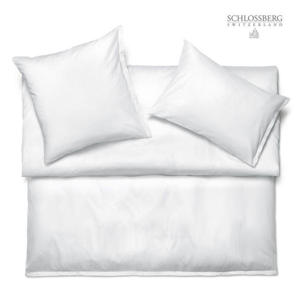 Schlossberg Bettwäsche CORDON ivoire - Satin Bettwäsche Exquisit