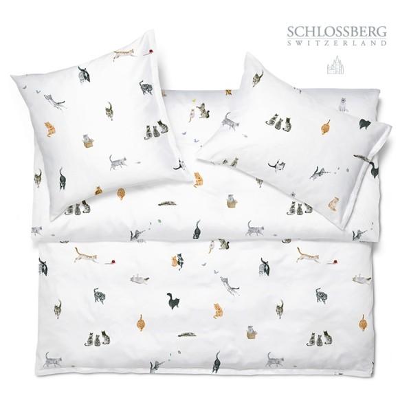 Schlossberg Bettwäsche Satin MINOU