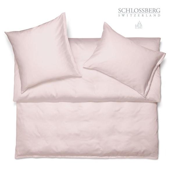 Schlossberg Bettwäsche Jersey Royal uni rose
